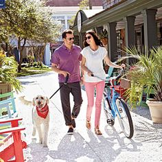 America's Happiest Seaside Towns |  Kiawah Island, South Carolina