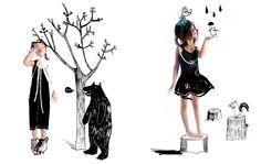 photo mix illustration