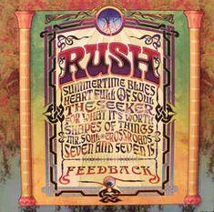 Rush - Feedback (Vinyl, LP, Album) at Discogs
