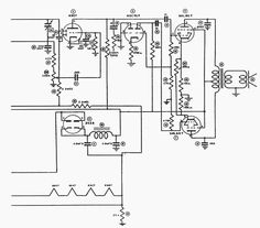Figure 897 : AC-DC Tube AM and Shortwave Receiver(Part 2)