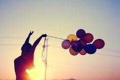 I love ballons!!
