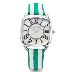 Striped Nautical Watch