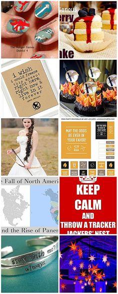 Hunger Games ideas