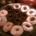 Doughnuts. Not sure if I'll actually try these, but they look delish. Thanks to Dolli for the link.