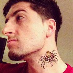 Jesse got a new tattoo!