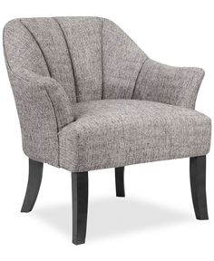 Colleen Fabric Accent Chair, Direct Ship - Chairs & Recliners - Furniture - Macy's