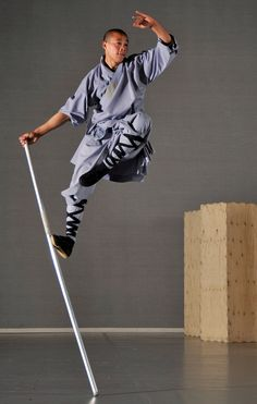 Moine Shaolin