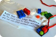 Chez Beeper Bebe: Make This: LEGO Accessory Valentine Tutorial... AWESOME!