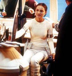 behind the scenes - Natalie Portman - Episode II