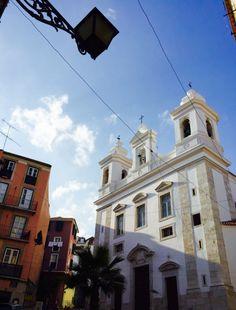 Alfama, Lisboa. By Nacho Coca