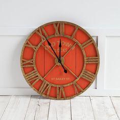 """Bolival II 36"""" Wall Clock   Wayfair"""