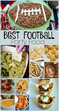best football party food - Find the 25 Best Football Party Food suggestions and create the ultimate football party for your family and friends.