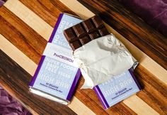 "ProCRUNCH ""Chocholistic"" bar (2-pk) - a chocolate bar that promotes good digestion, boosts immunity, and increases energy. Contains powerful superfoods like cacao, coconut oil, lucuma, and chia."