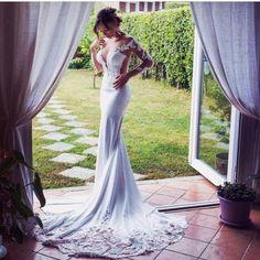 #Mimmagiò #Moda #Abiti #Dress #Matrimonio #Sposa #Bride #TuttoSposi #Fiera #Wedding #Campania Mermaid, Formal Dresses, Fashion, Dresses For Formal, Moda, Formal Gowns, Fashion Styles, Formal Dress, Gowns