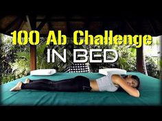 Stretch it Out w/ Yin Yoga: Quickie Workout in Bed w/ Laurel House - YouTube