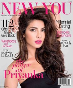 Strong minded: Priyanka made her comments to New You magazine