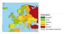The climate change performance index 2015: l'Italia al 17° posto (parte 3)