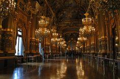palais garnier | palais garnier the grand foyer