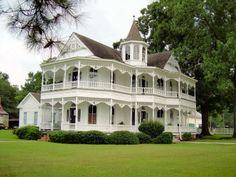 Laurinburg, North Carolina Queen Anne Victorian