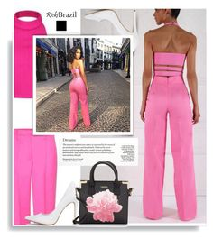 """""""RickyBrazil.com: Dreams!"""" by hamaly ❤ liked on Polyvore featuring Edun, Ally Fashion, Anja, Calvin Klein, ootd, blouse, bodysuit and rickibrazil"""