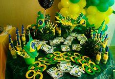 Dicas para decorar a casa na Copa do Mundo