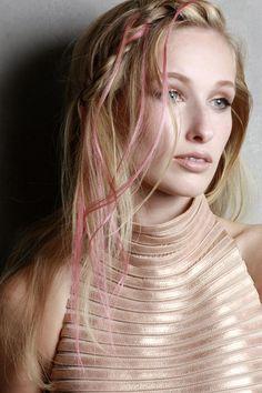 www.estetica.it    Credits Hair: Kim Robinson Make up: Ginno Alducente Photo: Edwin Datoc