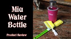 Mui Water Bottle ~ Product Review