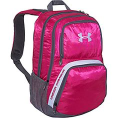 4fe1867bc22 ... Under Armour PTH Victory Backpack - GlossGraphiteWhiteWhite - via eBags  new style e8b7b 419a0 ...