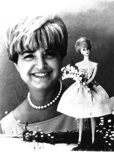 On this day in 1959, Mattel's Barbie doll made its first appearance at the American International Toy Fair in New York. This date is used as her official birthday. The doll was created by American businesswoman Ruth Handler.