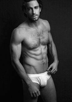 Matt Raimo, American model, b. 1986