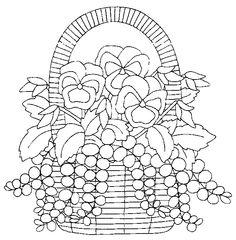 coloriage fleurs et plantes flower coloring pagesadult