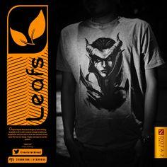 dota 2 t-shirt QOP original design by leafs clothing