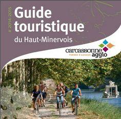 Guide touristique Haut Minervois, Office de Tourisme, brochure