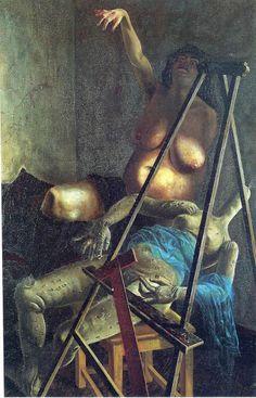 Wilhelm Heinrich Otto Dix – Virginijus Kincinaitis – Webová alba Picasa ~Via Angelique Krosse