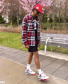 Street Style Outfits Men, Cool Outfits For Men, Black Men Street Fashion, Summer Outfits Men, Swag Outfits For Girls, Stylish Mens Outfits, Mode Streetwear, Streetwear Fashion, Tomboy Fashion