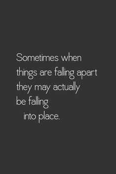 If it wasn't meant to be, then it wasn't meant to be.