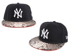 104a6f6f168 New York Yankees Python Snake Skin 9Fifty Strapback Cap by NEW ERA x MLB