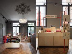 De Koninck Antwerp City Brewery by Tchai International, Antwerp – Belgium » Retail Design Blog