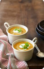 Sweet potato and lentil soup - a rich and flavoursome soup to satisfy hearty winter appetites. Great Recipes, Soup Recipes, Snack Recipes, Cooking Recipes, Favorite Recipes, Healthy Recipes, Heart Patient, Juice 2, Healthy Heart