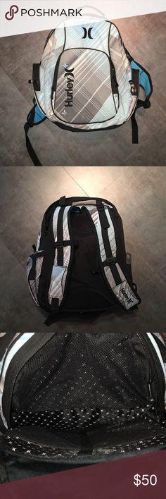 Hurley Backpack Hurley Backpack. Blue/Gray/White Hurley Bags Backpacks