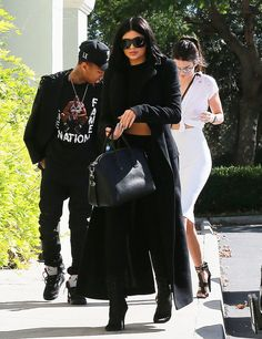 Kim Kardashian and Kanye West Arrive in Style For Her Surprise 35th Birthday Bash: Kim Kardashian and Kanye West matched up for her 35th birthday party in Thousand Oaks, CA, on Wednesday.