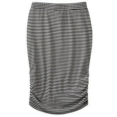 Xhilaration® Juniors Ruched Pencil Skirt - Assorted Colors - Target $19.99 XS - if anyone was wondering.