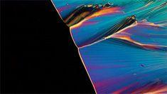 Crystallized DNA gif