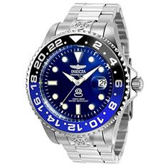 INVICTA WATCH -  Watch - 21865_Blue