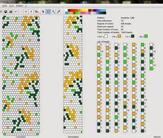 bc890df9f0 Crochet De Perles, Pulseras De Croché Bordeado, Cuerda De Ganchillo Con  Cuentas,