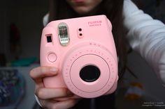 Polaroid.♡ I want one soooo bad and I wish I was a stinking tumblr girl like ughhhh!