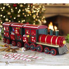 Lakeland's Advent Calendar Train