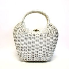 '70s Reed Sculpted Handbag, $80, now featured on Fab.