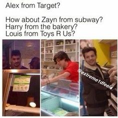 Yeah what about them. And then nialler who eats all the food from the resteraunts and liam who buys all the toys like a little boy  hahah