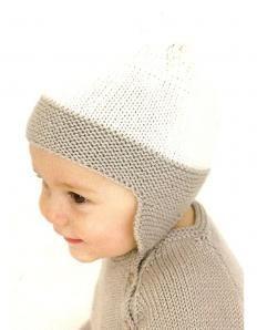 Crochet For Kids, Sewing For Kids, Crochet Baby, Knit Crochet, Baby Knitting Patterns Free Newborn, Free Knitting, Baby Helmet, Baby Cardigan, Knitted Hats